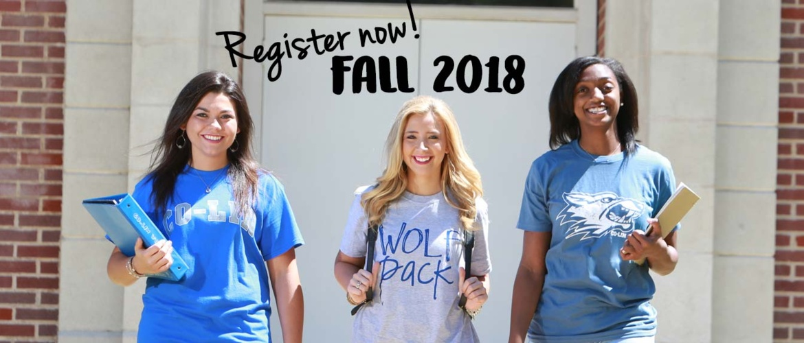 Fall 2018 Registration Picture