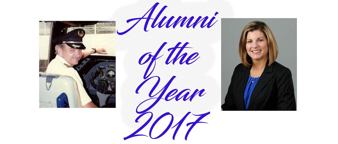 Co-Lin to Honor Cagle, Turnage as Alumni of the Year at Homecoming Picture