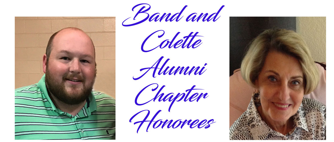 Co-Lin Band and Colette Alumni Chapter to Honor Huffman, Different at Homecoming Picture