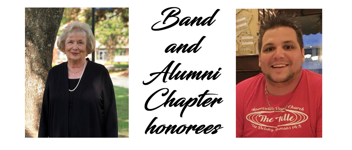 Co-Lin Band and Alumni Chapter to honor Nix, Giangrosso at homecoming Picture