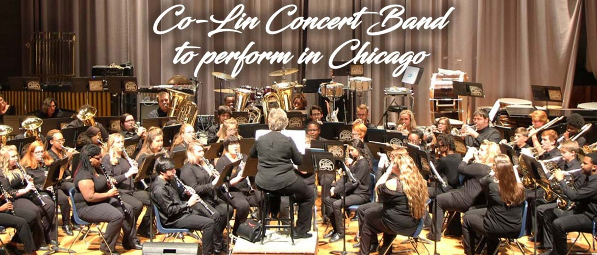 Co-Lin concert band selected to perform at festival in Chicago Picture