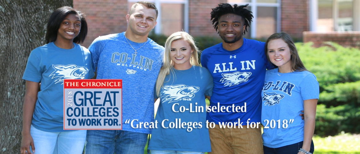 Co-Lin selected