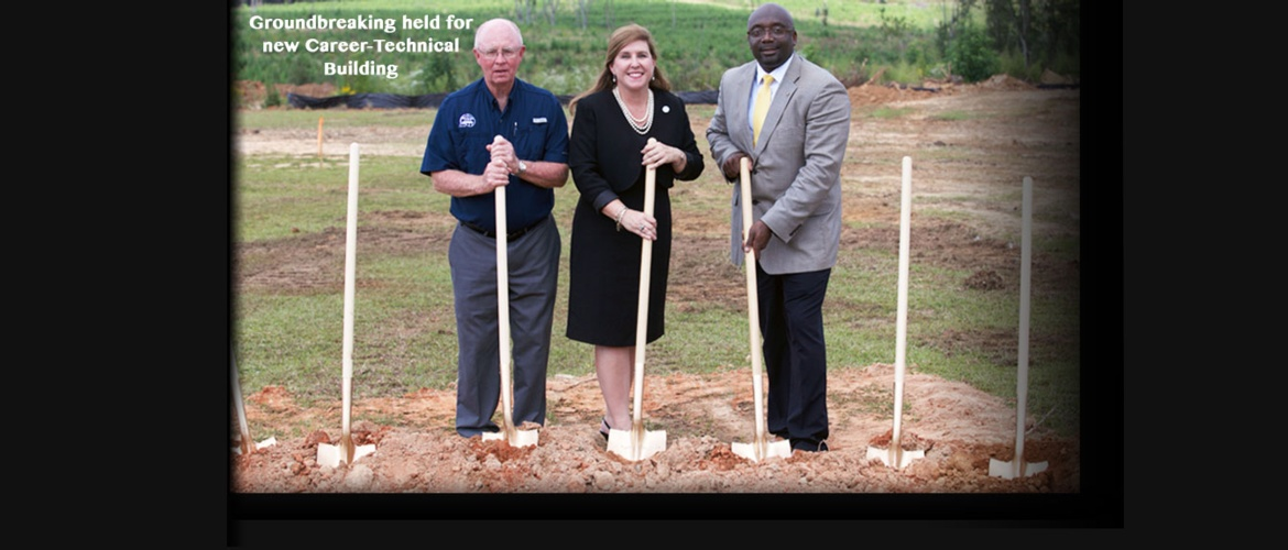 Co-Lin breaks ground on new career-technical building Picture