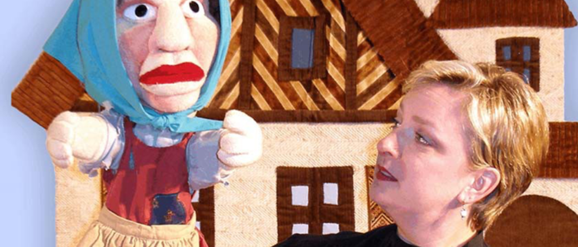 Co-Lin presents Puppet Arts Theatre production of The Fisherman and His Wife Picture