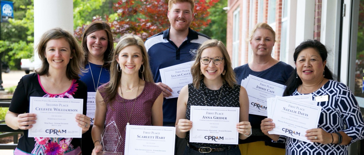 Co-Lin claims 12 CPRAM awards Picture